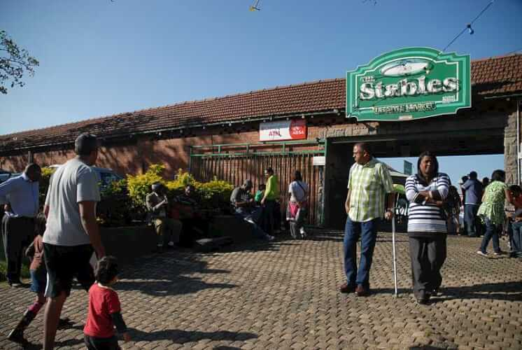 The Stables Market @ Jaco Jackson Drive | Durban | KwaZulu-Natal | South Africa