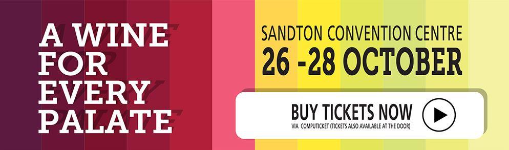 RMB WineX Wine Festival @ Sandton Convention Centre | Sandton | Gauteng | South Africa