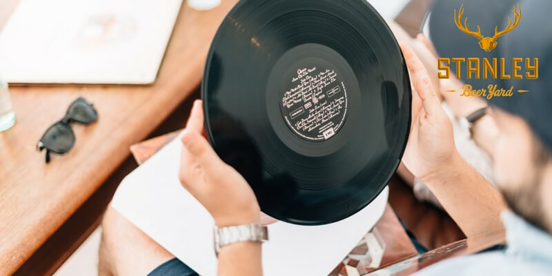 Vinyl Sundays @ Stanley Beer Yard | Johannesburg | Gauteng | South Africa
