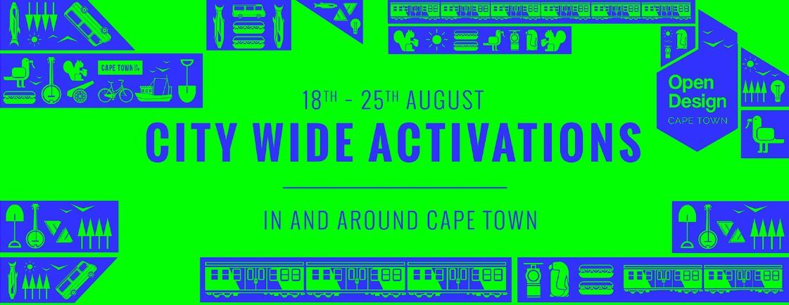 The Open Design Cape Town Festival @ City hall | Cape Town | Western Cape | South Africa