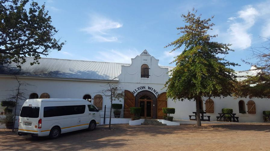 Stellenbosch Vine Hopper @ Stellenbosch Hotel | Stellenbosch | South Africa